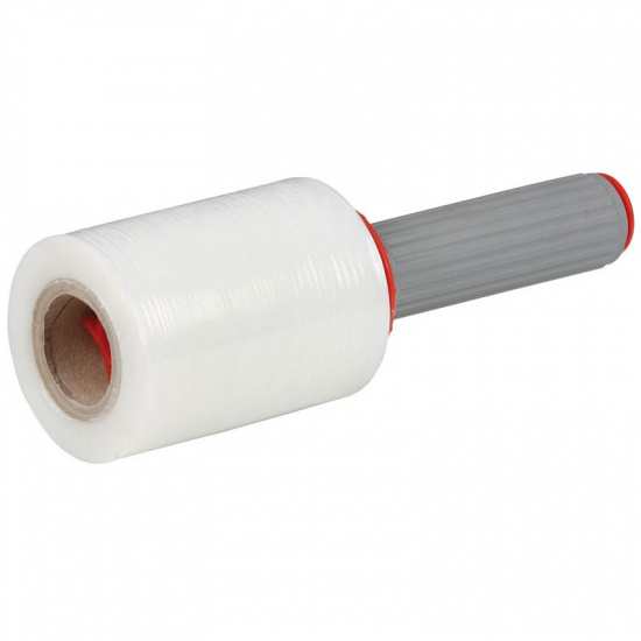 Dyspenser jednoręczny do folii stretch