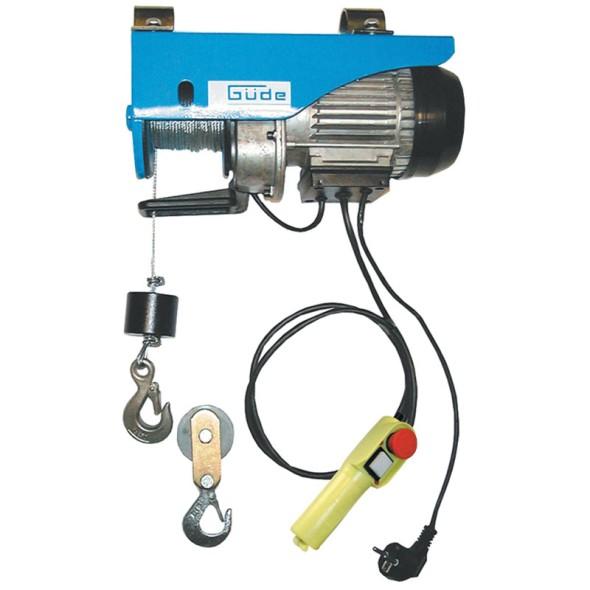 Elektryczna wciągarka linowa - 200/400 kg