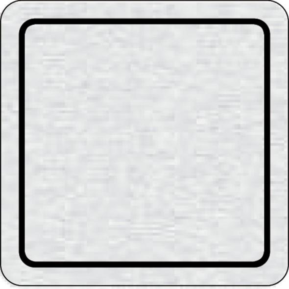 Tabliczka na drzwi -Pusty z linią