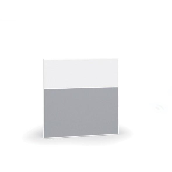 Trennwand CF, magnetisch/MDF, 1200 x 1200 mm
