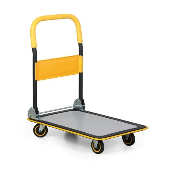 Plattenwagen, klappbar, 150 kg, 1+1 Gratis