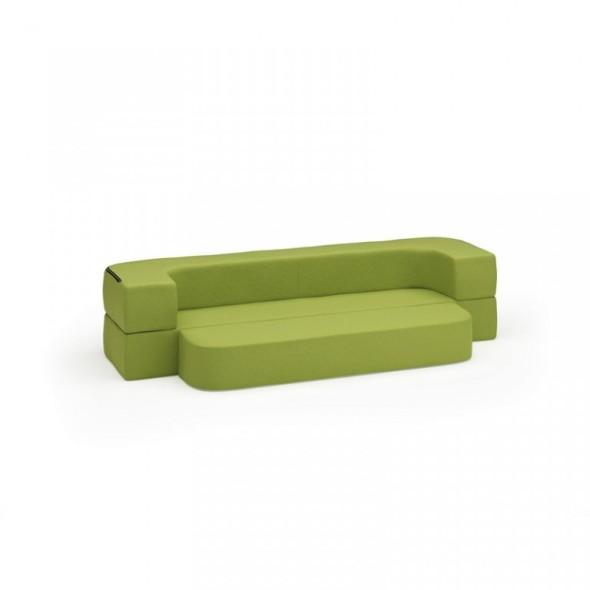 Sitzgarnitur SOFTY, Avocado