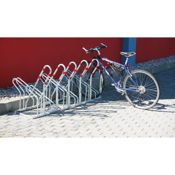 Fahrradständer für 5 Räder einseitig