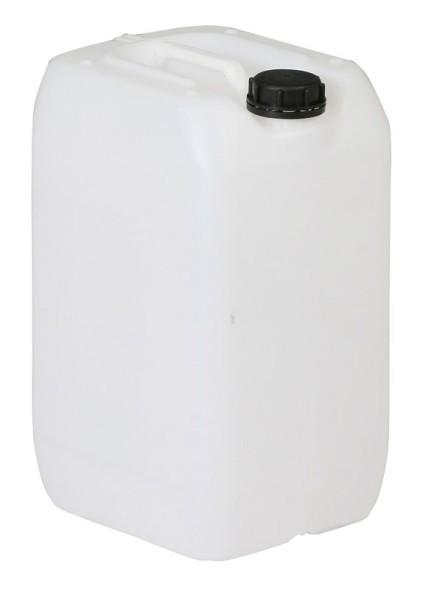 Kunststoffkanister mit UN-Homologation - 25 l, weiß