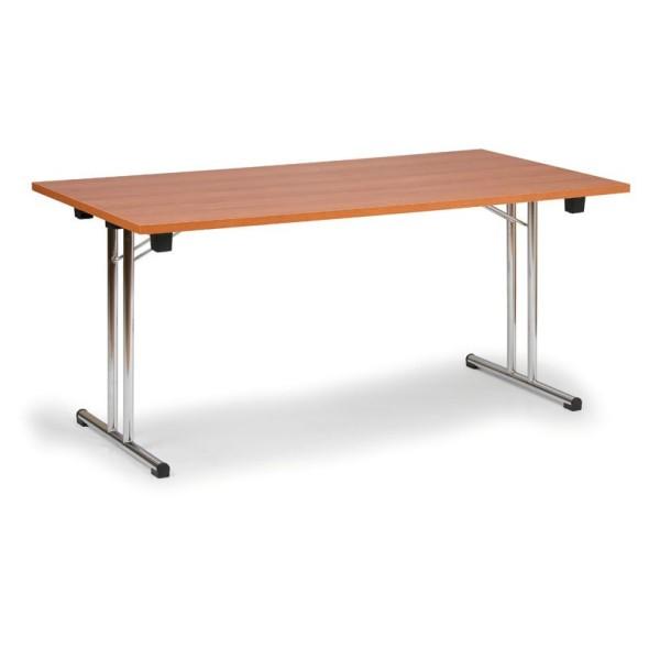 Konferenztisch Klappbar.Konferenztisch Klappbar Klapptisch Fold 1600x800 Mm Kirschbaum