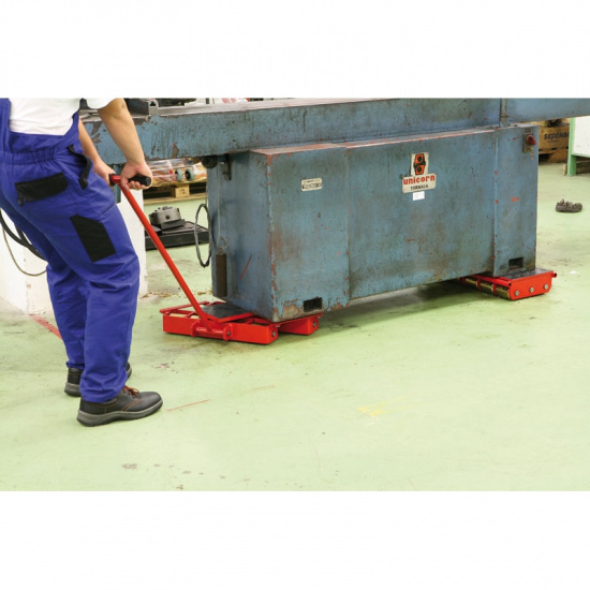Schwerlastroller, Transportroller 1200 kg