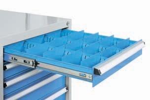 Werkstattcontainer BL 1000, 450 mm